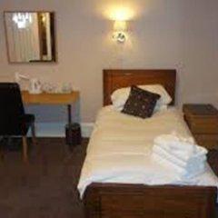 Отель Sandyford Lodge Глазго комната для гостей фото 2