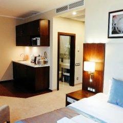 Апарт-отель Форвард 4* Стандартный номер с различными типами кроватей фото 21