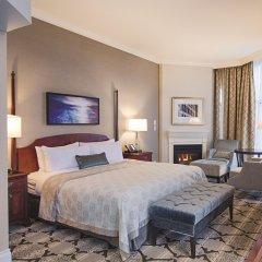 Отель Magnolia Hotel & Spa Канада, Виктория - отзывы, цены и фото номеров - забронировать отель Magnolia Hotel & Spa онлайн комната для гостей фото 3