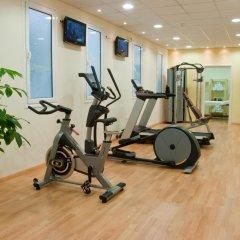Titania Hotel фитнесс-зал