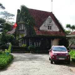 Отель Cadasa Resort Dalat Вьетнам, Далат - 1 отзыв об отеле, цены и фото номеров - забронировать отель Cadasa Resort Dalat онлайн парковка