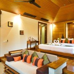 Отель Korsiri Villas Таиланд, пляж Панва - отзывы, цены и фото номеров - забронировать отель Korsiri Villas онлайн комната для гостей