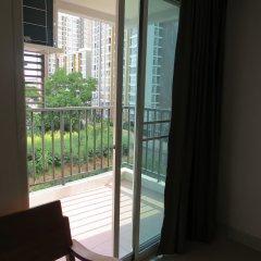 Siam Privi Hotel балкон