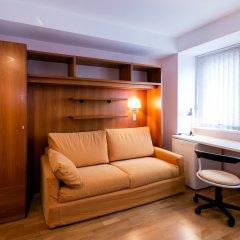 Апартаменты MaxRealty24 Slavyanskiy Bulvar комната для гостей фото 2