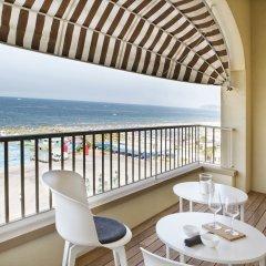 Отель Luxury Suites Collection Италия, Риччоне - отзывы, цены и фото номеров - забронировать отель Luxury Suites Collection онлайн балкон