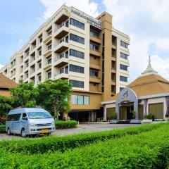 Отель Mida Airport Бангкок городской автобус