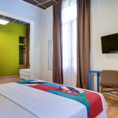 Отель COLORS Central Ladadika удобства в номере