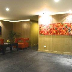 Отель A-One Motel Бангкок парковка