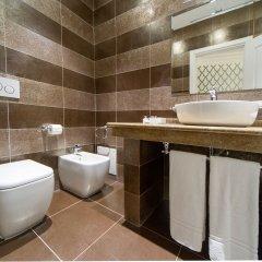 Отель Via Veneto Suites Италия, Рим - отзывы, цены и фото номеров - забронировать отель Via Veneto Suites онлайн ванная фото 2