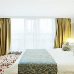 Отель South China Harbour View Шэньчжэнь комната для гостей фото 5