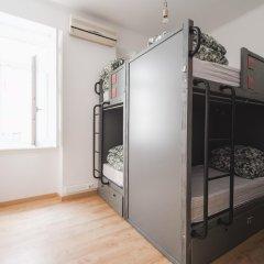 Hub Lisbon Patio Hostel Лиссабон удобства в номере