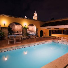 Hotel Caribe бассейн