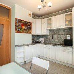 Апартаменты Apartments in Krylatskoye в номере