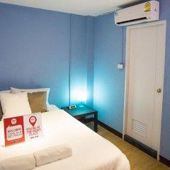 Отель Nida Rooms Silom 19 Orchid Residence At The Mix Silom Бангкок комната для гостей фото 4