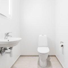 Апартаменты 3-bedroom Apartment in Copenhagen Копенгаген ванная