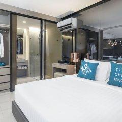 Отель X2 Vibe Pattaya Seaphere Residence комната для гостей фото 2