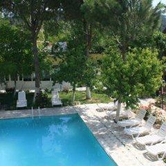 Allgau Hotel Турция, Памуккале - отзывы, цены и фото номеров - забронировать отель Allgau Hotel онлайн бассейн фото 2