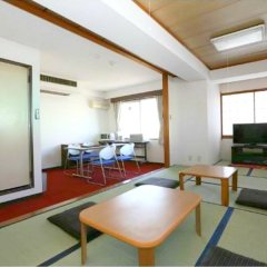 Tokyo Ueno Youth Hostel Токио комната для гостей