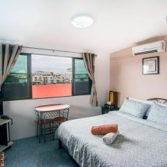Отель Pattaya Holiday Lodge Паттайя комната для гостей фото 4