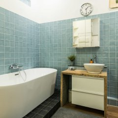 Отель Azara Amsterdam Нидерланды, Амстердам - отзывы, цены и фото номеров - забронировать отель Azara Amsterdam онлайн ванная