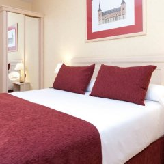 Отель Senator Castellana Испания, Мадрид - 3 отзыва об отеле, цены и фото номеров - забронировать отель Senator Castellana онлайн комната для гостей фото 3