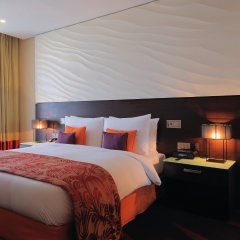 Radisson Blu Hotel, Abu Dhabi Yas Island комната для гостей фото 2