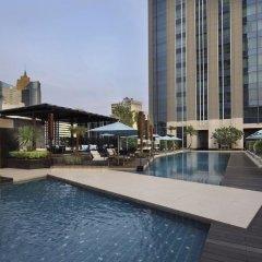 Отель Sofitel Sukhumvit Бангкок бассейн фото 3