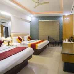 Hotel Krishna комната для гостей фото 5