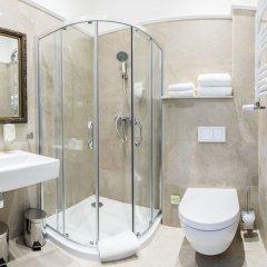 Hotel Boutique Brajt Вроцлав ванная