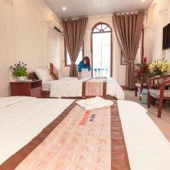 Отель Halong Party Hostel Вьетнам, Халонг - отзывы, цены и фото номеров - забронировать отель Halong Party Hostel онлайн комната для гостей фото 4