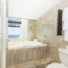 Отель Melody Maker Cancun ванная фото 2