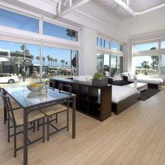 Отель Air Venice on the Beach США, Лос-Анджелес - отзывы, цены и фото номеров - забронировать отель Air Venice on the Beach онлайн интерьер отеля фото 2