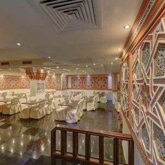 Отель Delmon Palace Дубай помещение для мероприятий фото 2