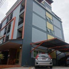 Отель Nasa Mansion Пхукет парковка