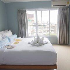 Отель Villa Cha-Cha Khaosan Rambuttri Таиланд, Бангкок - отзывы, цены и фото номеров - забронировать отель Villa Cha-Cha Khaosan Rambuttri онлайн комната для гостей фото 3
