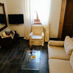 Отель Rodos Niohori Elite Suites комната для гостей фото 7