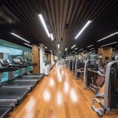Отель Oakwood Premier Coex Center Южная Корея, Сеул - отзывы, цены и фото номеров - забронировать отель Oakwood Premier Coex Center онлайн фитнесс-зал фото 2