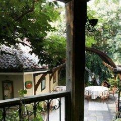 Отель Residence Hebros Болгария, Пловдив - отзывы, цены и фото номеров - забронировать отель Residence Hebros онлайн балкон