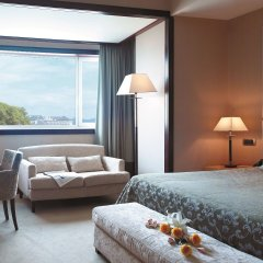 Hotel NH Collection A Coruña Finisterre комната для гостей