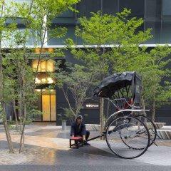 Отель Hoshinoya Tokyo Токио спортивное сооружение