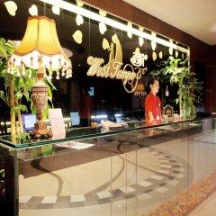Wenjin Hotel интерьер отеля