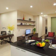 Отель Somerset Hoa Binh Hanoi интерьер отеля фото 3