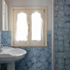 Отель Appartamento Fontana Aretusa Сиракуза ванная