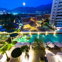 Отель Ramada by Wyndham Phuket Deevana Patong балкон фото 2