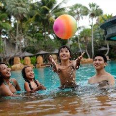 Отель Movenpick Resort & Spa Karon Beach Phuket спортивное сооружение