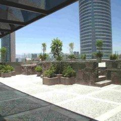 Отель Suites Capri Reforma Angel Мехико парковка