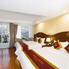 Отель Regalia Hotel Вьетнам, Нячанг - отзывы, цены и фото номеров - забронировать отель Regalia Hotel онлайн комната для гостей фото 5