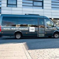 Отель Nuevo Boston Мадрид городской автобус