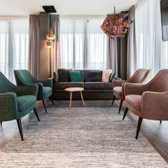 Отель NDSM Serviced Apartments Нидерланды, Амстердам - отзывы, цены и фото номеров - забронировать отель NDSM Serviced Apartments онлайн комната для гостей фото 3
