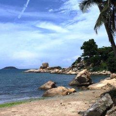 Aquatic Ocean Hotel пляж фото 2
